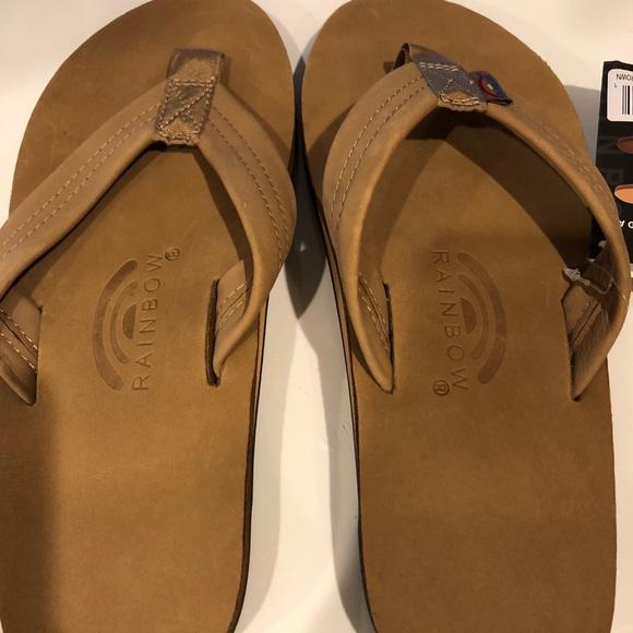 2a9896dbbff8 Men s Rainbow Sandals